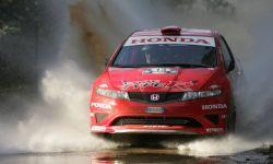 Honda Civic Type R — R3 раллийный автомобиль