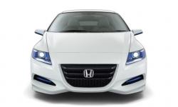Маленькая Honda CR-Z
