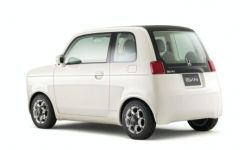 Концепт Honda EV-N