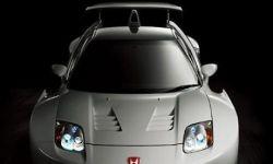 Тюнинг Honda Nsx Type-RR от Mugen