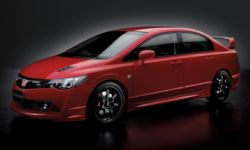 Honda Civic Type-RR от тюнинг ателье Mugen