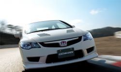 Honda Civic TYPE-R от Mugen