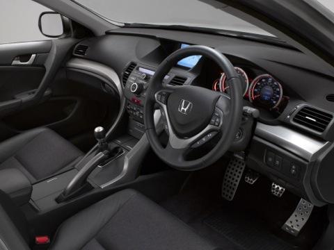 Honda Accord 8 поколения, салон фото