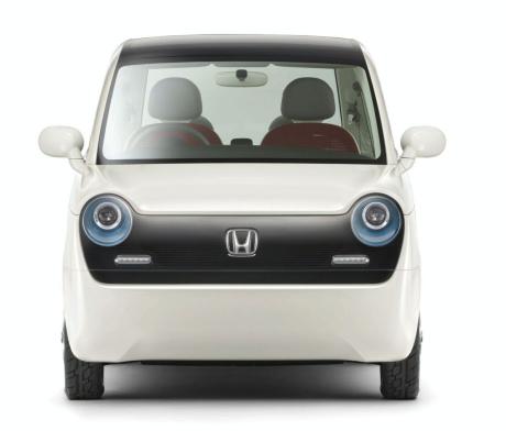 Honda EV-N2 концепт кар