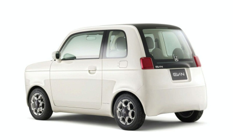 Honda-EV-N4 электро автомобиль