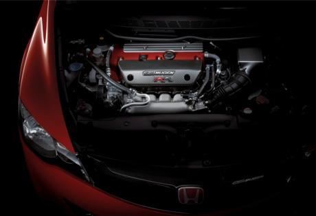 Honda Civic Type-RR от тюинг ателье Mugen