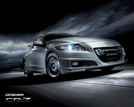 Тюнинг Honda CR-Z Mugen
