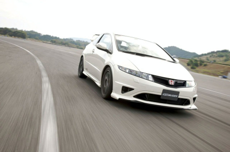 Тюнинг Honda Civic Type R для Англии