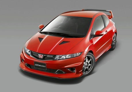 Тюнинг для Honda Civic Type R от Mugen