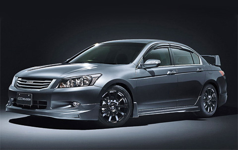 Тюнинг Honda Accord от Mugen