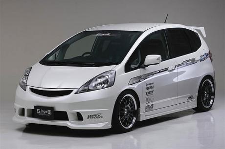 Тюнинг Honda Fit и Jazz