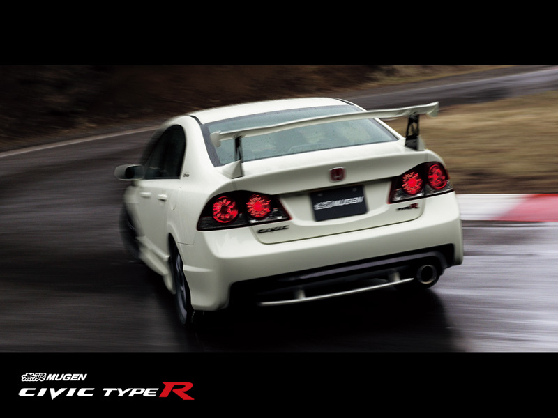 Honda Civic TYPE-R от Mugen
