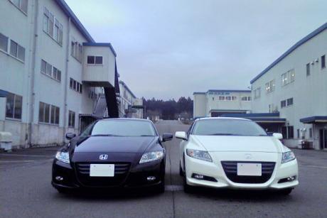 Тюнинг HKS для Honda CR-Z