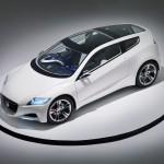 Honda CR-Z Concept обои на рабочий стол