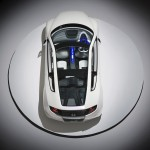 Honda CR-Z Concept с панорамной крышей