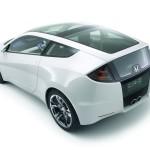Honda CR-Z мощность