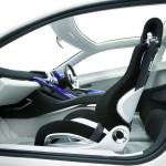 Honda CR-Z Concept фото сидений