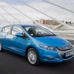 Обои Honda Insight 2009