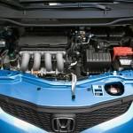 Фото обои Honda Jazz/Fit 2009, двигатель