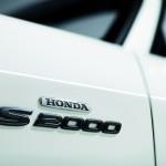 Honda S2000 GT Edition белого цвета