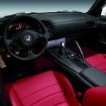 Honda S2000 GT Edition фото салона