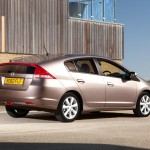 Обои Honda Insight 2011