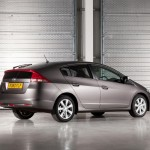 Фото обои Honda Insight 2011