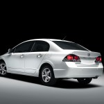 Фото Honda Civic Hybrid 2009