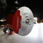 Тюнинг Honda Civic Si тормозная система