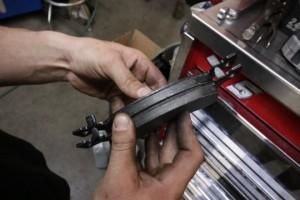 Тюнинг Honda Civic Si тормозные колодки