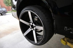 Тюнинг Honda Civic Si диски и резина