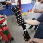 Тюнинг Honda Civic Si стойка амортизатора