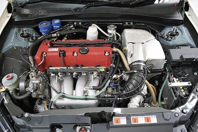 Тюнинг двигателя Honda Integra DC5