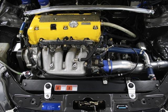 Тюнинг Honda Civic EK9 от Spoon