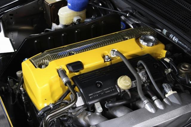 Тюнинг двигателя Honda S2000 от Spoon