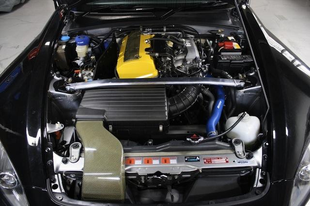 Тюнинг S2000 от Spoon, мотор