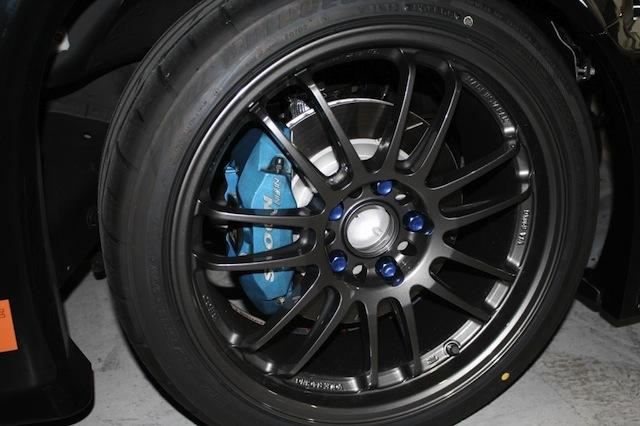 Honda S2000 тюнинг тормозной системы