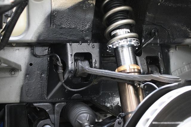 Honda S2000 тюнинг подвески